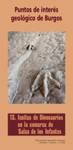 13/ Icnitas de Dinosaurio en la comarca de Salas de los Infantes