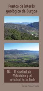 16/ El sinclinal del Valle de Valdivielso y el anticlinal de la Tesla