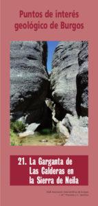 21/ Las gargantas de Las Calderas en la Sierra de Neila.(Código 23 en Mapa LIG)