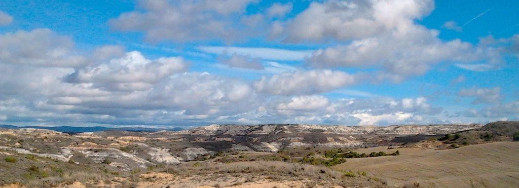 Vista general del Valle de las Navas. Burgos. Foto L I Ortega 2016