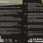 IV SEMANA EUROPEA DE GEOPARQUES. 2-11 Junio 2018. GEOPARQUE LAS LORAS. Actividades
