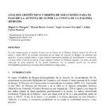 Análisis geotecnico y soluciones Cuesta Paloma BU-30 VII Simp Nac Taludes J Cuesta et al OCT 2009